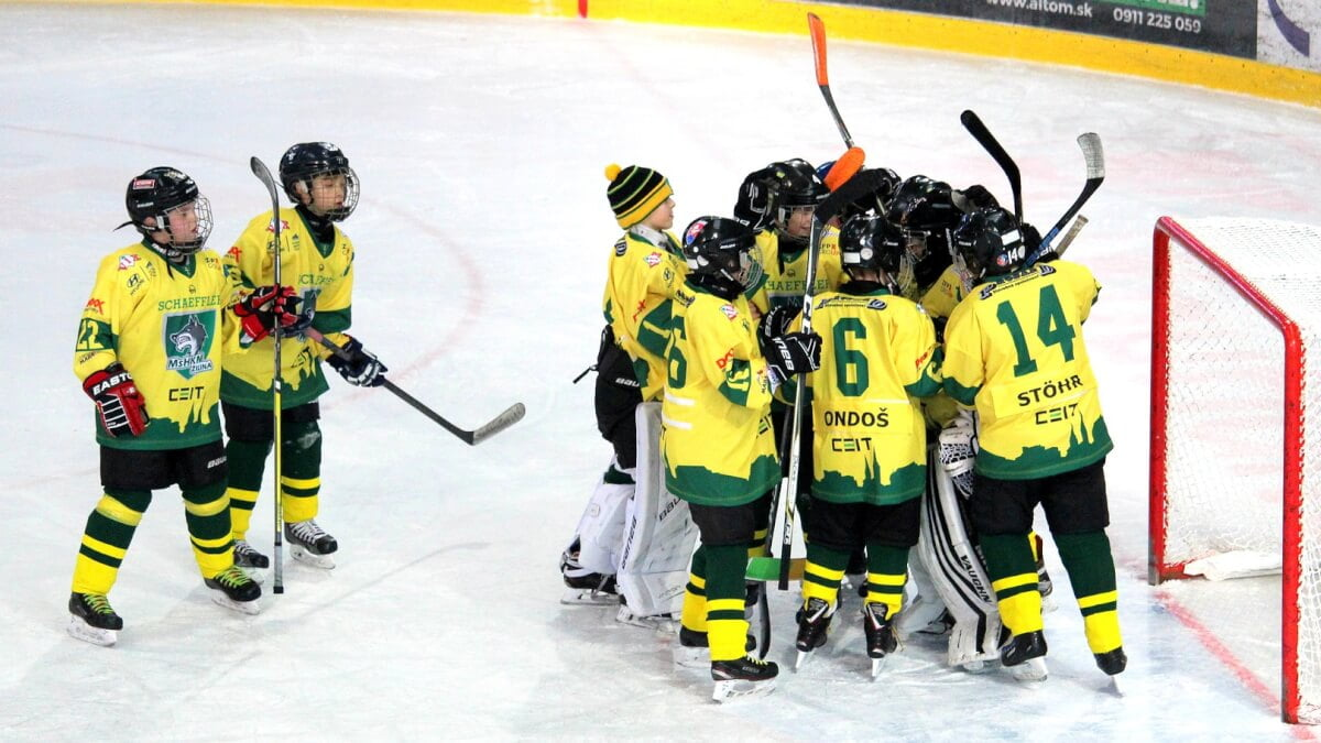 Så kommer dina barn igång med ishockey